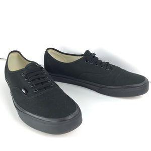 Vans Authentic Classic Low Top Trainer Sneakers
